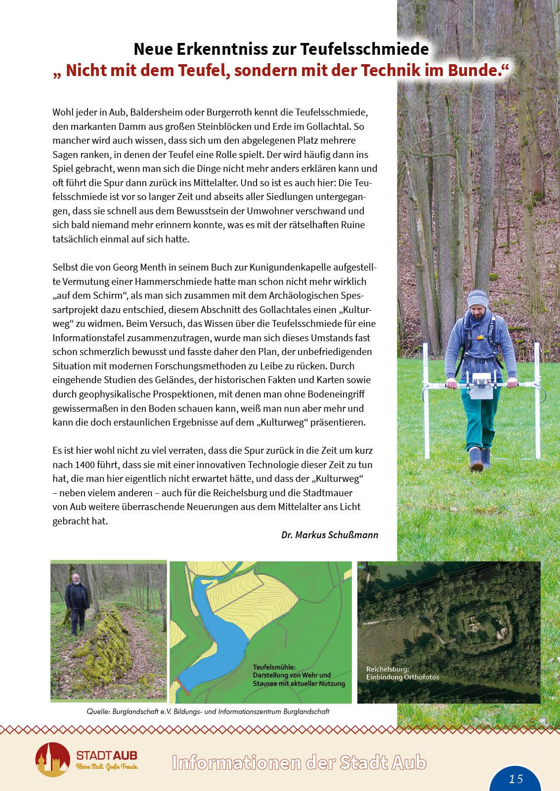 Lenladen Essen kirchweihbote aub 2017